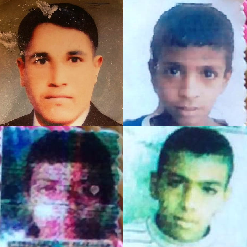 4 Iraqi students